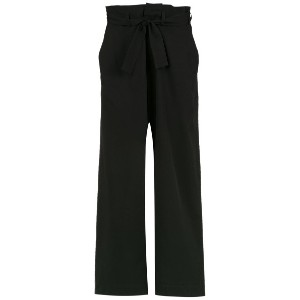 Egrey clochard trousers - ブラック
