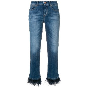 Cambio cropped jeans - ブラック