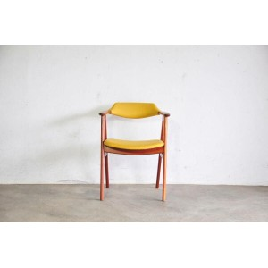 Erik Kirkegaard Teak arm chair北欧 デンマーク 1220