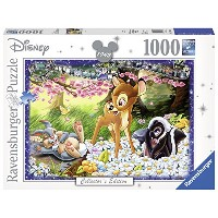 Ravensburger Disneys bambi-collectorのEditionジグソーパズル( 1000ピース)