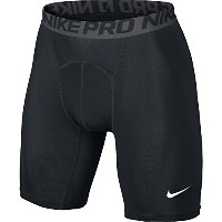 "Nike Men 's 6 "" Pro Cool Compression Shorts (ブラック、M )"