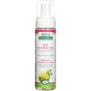 2 -In-1 Natural Hair & Body Wash for Infants by Aleva Naturals