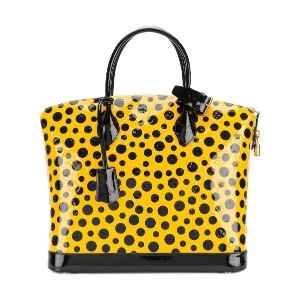 Louis Vuitton Pre-Owned ロックイット ハンドバッグ - イエロー