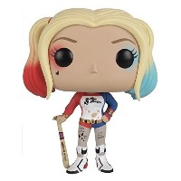 Funko POP Movies: Suicide Squad Action Figure, Harley Quinn [並行輸入品]