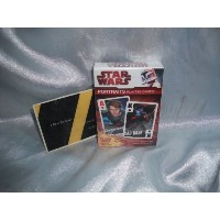 STAR WARS CLONE WARS Heroes & Villains Playing Cards–肖像画