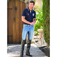 Goode Rider Mens Jean rider-kneeパッチ