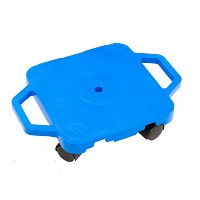 High Quality12 Inch Plastic Childrens Scooter Board With 2 Inch Ultra-Glide Nylon Casters and...