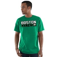 Jayson Tatum Boston CelticsマジェスティックVertical Name & Number Player Tee大人用XL