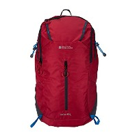 Mountain Warehouse Inca Extreme 35lリュックサック – 旅行バックパック One Size レッド 025737044001