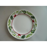 """Corelle Impressions 8.5"""" LuncheonプレートCater pack-birds and Boughs"""