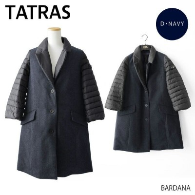 【LaGアウトレット】【訳あり:襟型崩れ】【送料無料】【2017-18 AW】『TATRAS-タトラス-』BARDANA[LTA18A4651]《返品交換不可》