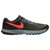 (取寄)ナイキ メンズ ズーム テラ カイガー 4 Nike Men's Zoom Terra Kiger 4 Sequoia Total Crimson Black Noise Aqua Wolf...