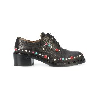 Laurence Dacade Jeanne lace-up shoes - ブラック