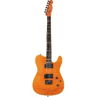 Fender(フェンダー)Special Edition Custom Telecaster FMT HH Amber
