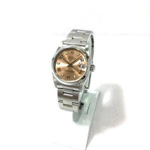 ROLEX【ロレックス】【中古/USED-A】78240 デイトジャスト ボーイズ ピンク A902143 1999年頃製造