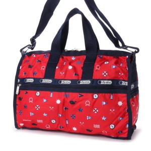 【SALE 30%OFF】レスポートサック LeSportsac MEDIAM WEEKENDER (SAILING VIEWS) レディース