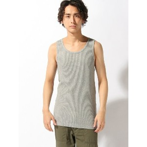 【SALE/20%OFF】nudie jeans nudie jeans/(M)Axel_リブタンクトップ ヌーディージーンズ / フランクリンアンドマーシャル カットソー【RBA_S】【RBA_E...