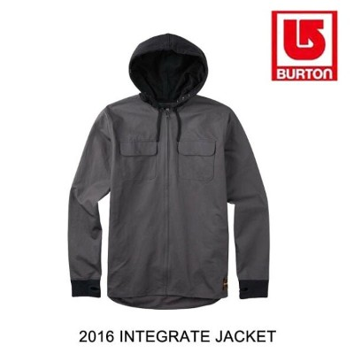 2016 BURTON バートン ジャケット ANALOG INTEGRATE JACKET FADED