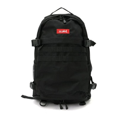 [Rakuten BRAND AVENUE]BOX LOGO ADVENTURE BACKPACK X-girl エックスガール バッグ【送料無料】