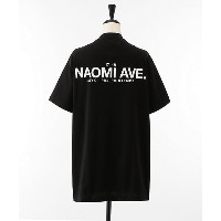 ALYX  NAOMI AVE SS TEE(AAWTS0004A01) BLACK 【三越・伊勢丹/公式】 レディースウエア~~Tシャツ~~その他