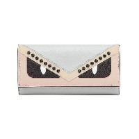 Fendi Bag Bugs wallet - グレー