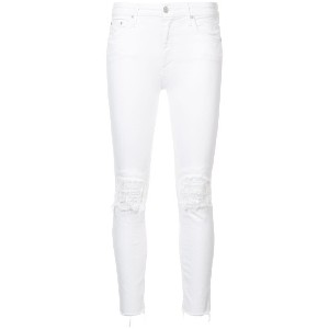 Mother skinny fit jeans - ホワイト
