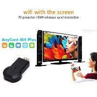 AnyCast Wi-Fi ミラーリング iPhone android Mac Windows iOS HDMI 会議 テレビ