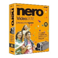 NERO Nero Video 2018 JP004567(代引不可)