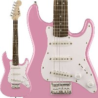 Squier by Fender Mini Strat V2 (Pink) 【期間限定プライス】