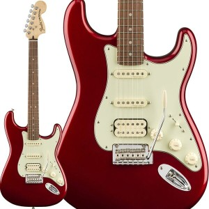 Fender Deluxe Stratocaster HSS (Candy Apple Red/Pau Ferro) [Made In Mexico] 【特価】