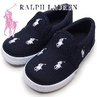 ポロラルフローレン キッズ スニーカー Polo by Ralph Lauren BAL HARBOUR REPEAT TODDLER