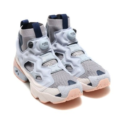 Reebok INSTAPUMP FURY ULTK DP(リーボック インスタポンプ フューリー ULTK DP)POWDERGRAY/CLOUDGRAY/COLLEGENAVY...