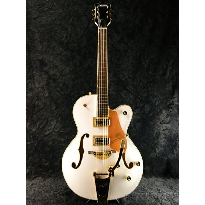 Gretsch G5420TG-FSR Electromatic Hollow Body Single-Cut with Bigsby -White- 新品[グレッチ][エレクトロマチック]...
