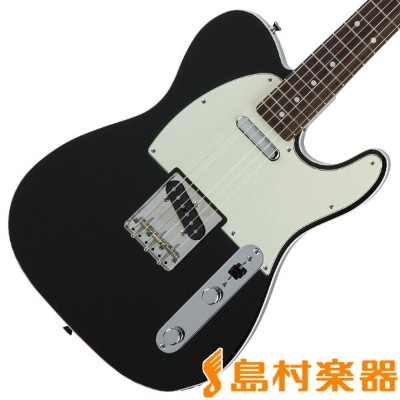 Fender Made in Japan Traditional 60s Telecaster Custom Black テレキャスター エレキギター 【フェンダー】