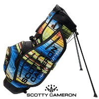 スコッティキャメロン 2018 Cinco de Mayo Baja Serape stand bag [Titleist Scotty Cameron Stand Bag キャディバッグ...