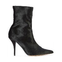 Tabitha Simmons pointed ankle boots - ブラック