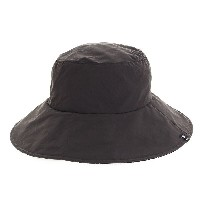 【セール実施中】【送料無料】WATER REPELLENCY HAT HU18S898SST015 BLK