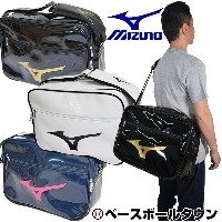 20%OFF ミズノ エナメルバッグ 33JS8212 バッグ かばん 旅行 合宿 部活 遠征