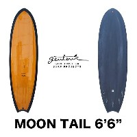 "GENTEMSTICK SURF PROJECT ゲンテンスティック サーフボード MOON TAIL BEAU YOUNGE 6'6"" サーフィン ボーヤングシェイプ"