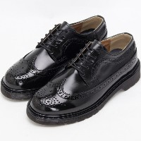 [Holly banana] DK Wingtip male looper shoes from to korea fashion style shoes
