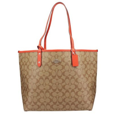 COACH OUTLET コーチ アウトレット トートバッグ レディース オレンジ F36658 SVN3Z