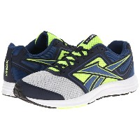 リーボック メンズ スニーカー シューズ Zone CushRun MT Matte Silver/Solar Yellow/Batik Blue/Faux Indigo/White/Black