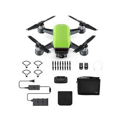 DJI 「ドローン」SPARK(スパーク) Fly More Combo(JP) SPKCG(メドウグリーン)(送料無料)