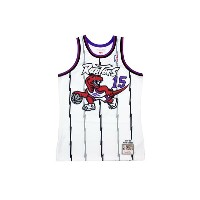 MITCHELL&NESS AUTHENTIC THROWBACK JERSEYS (Toronto Raptors 1998-1999/Vince Carter: White)ミッチェル&ネス...