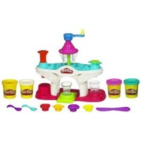 PLAY DOH SWEETS CAFE SWIRLING SHAKE SHOPPE Playset