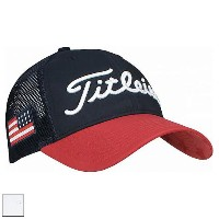Titleist USA Flag Tour Performance Hat【ゴルフ ゴルフウェア>帽子】