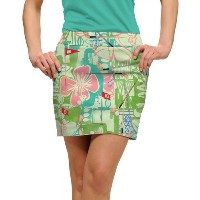 LoudMouth Ladies Baffing Spoon StretchTech Skort【ゴルフ レディース>スコート】
