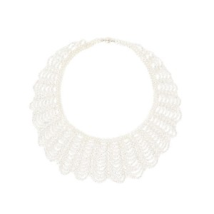TIME WILL TELL WORKS / ハマカ ネックレス【ビームス ウィメン/BEAMS WOMEN レディス ネックレス WHITE ルミネ LUMINE】