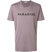 Low Brand Paradise Tシャツ - ピンク&パープル