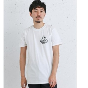 Sonny Label CROSSED SWORD CHEST LOGO-T-SHIRTS【アーバンリサーチ/URBAN RESEARCH メンズ Tシャツ・カットソー WHITE ルミネ...
